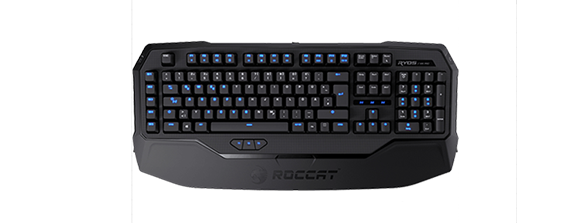 Roccat Ryos MK Pro Gaming Keyboard