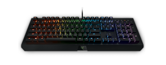 Razer BlackWidow Chroma Gaming Keyboard